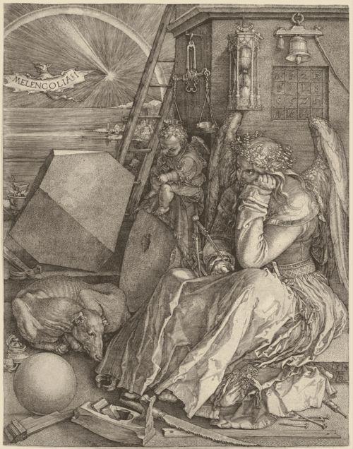Albrecht Dürer, *Melencolia I*